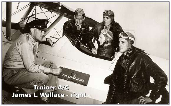 Sgt. James Leland 'Lee' Wallace