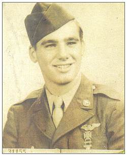 15126754 - T/Sgt. Robert W. Richwine - Army portrait