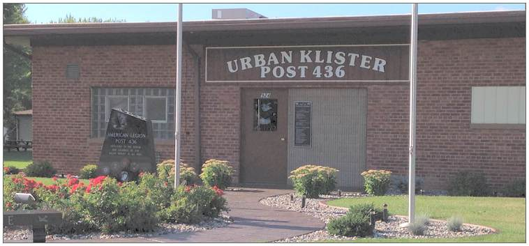 URBAN KLISTER POST 436