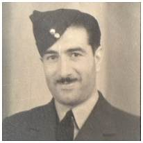 641185 - Sgt. - Flight Engineer - Victor Arthur Martin - RAF - Age 22 - POW - in Camps L3/L6/L4, POW No. 338