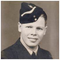 R/76568 - Flight Sergeant - Pilot - Victor Charles Dadson - RCAF