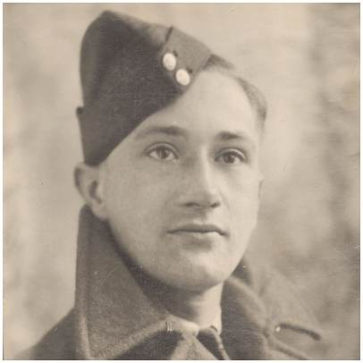 1261700 - Sergeant - W.Operator / Air Gunner - William 'Bill' Christopher Wood - RAFVR