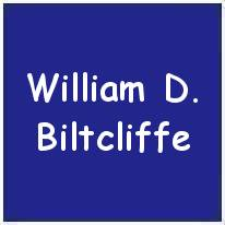 901690 - F/Sgt. - Navigator - William Durham Biltcliffe - RAFVR - Age 22 - MIA - Runnymede Memorial - Panel 73