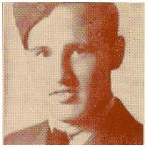 R/84435 - Flight Sergeant - Mid Upper Air Gunner - William Ernest Johnson - RCAF - Age 29 - MIA