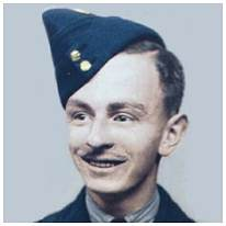 1587035 - F/S. - Wireless Operator / Air Gunner - William Frederick Edward Mole - RAFVR - Age 21 - POW