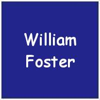 1533997 - Sergeant - Rear Air Gunner - William Foster - RAFVR - Age 20 - MIA