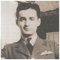 R/59363 - J/96155 - Sgt. - Co-Pilot - William John Haslam - RCAF - Age 20 - POW