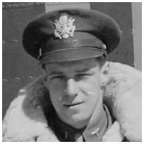 16066716 - O-795296 - Navigator - 2nd Lt. - Wilbur 'Bill' John Pecka - Cook Co., IL - POW