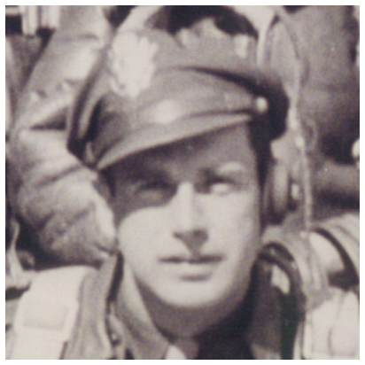 19103219 - O-690113- 2nd Lt. William 'Bill' Lansill - Co-Pilot - POW - Stalag Luft 1 - compound South