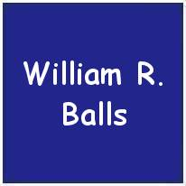 952991 - Sergeant - W.Operator / Air Gunner - William Ronald Balls - RAFVR - Age 20 - KIA