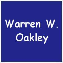 9094241 - O-740893 - Pilot - 1st Lt. - Warren W. Oakley - King Co., WA - Age 23 - KIA