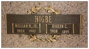 Sgt. William Wellington Higbe Jr.