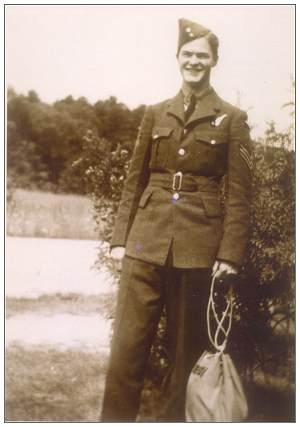 WO2 Douglas Raymond Chiswell - RCAF