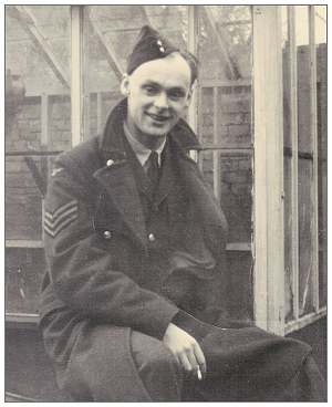 Sergeant William Winston Cottam