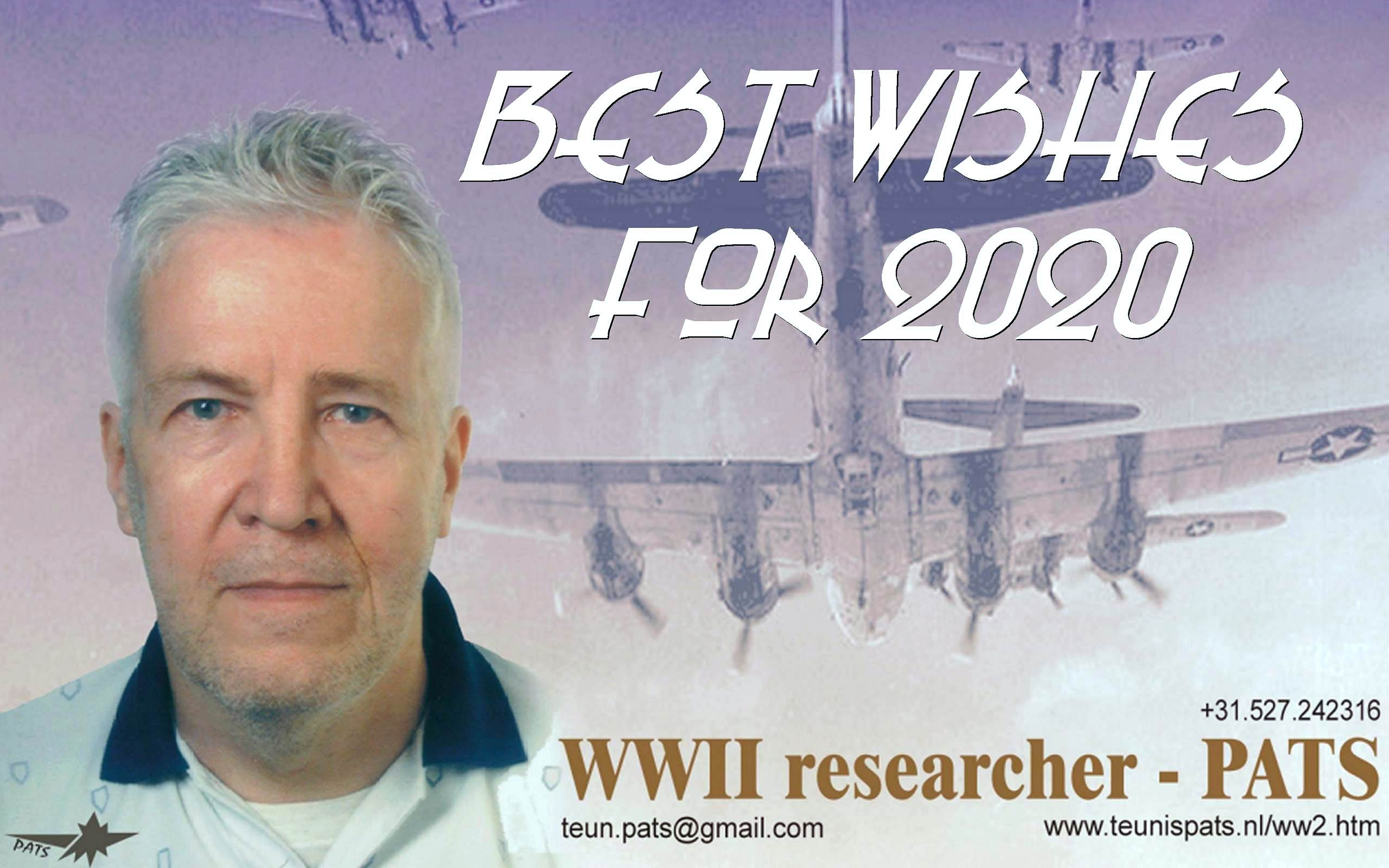WWII researcher - PATS